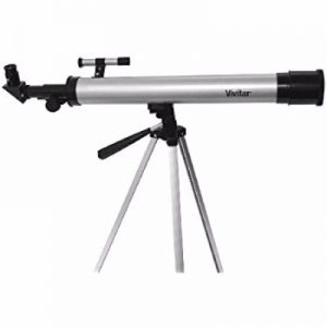 Vivitar TEL50600 60X/120X Black Telescope Refractor with Tripod Review