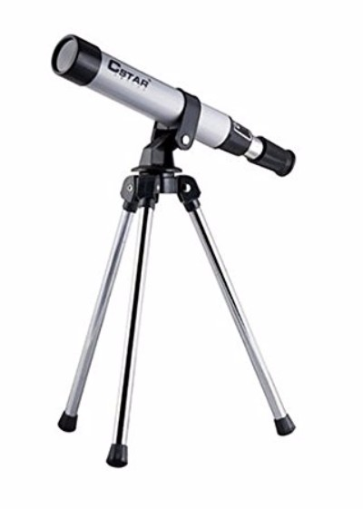 Cstar TT-330 Educational Series Table-Top Refractor Telescope Review