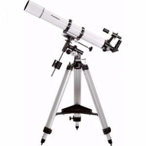 Orion 9024 AstroView 90mm Equatorial Refractor Telescope Review